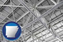 Arkansas - a prefabricated ceiling