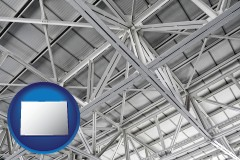 Colorado - a prefabricated ceiling