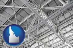 idaho a prefabricated ceiling