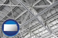 kansas a prefabricated ceiling