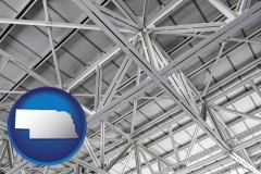 nebraska a prefabricated ceiling
