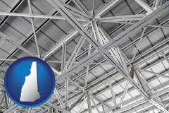 new-hampshire a prefabricated ceiling
