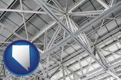 Nevada - a prefabricated ceiling