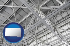south-dakota a prefabricated ceiling