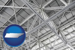 Tennessee - a prefabricated ceiling
