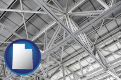 utah a prefabricated ceiling
