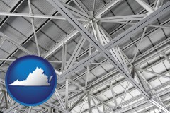 virginia a prefabricated ceiling
