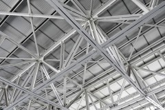 a prefabricated ceiling